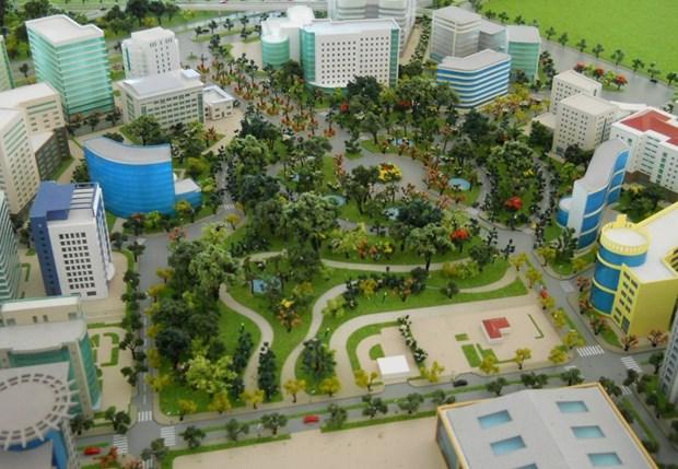 Developper des zones industrielles intelligentes a Ho Chi Minh-Ville hinh anh 1
