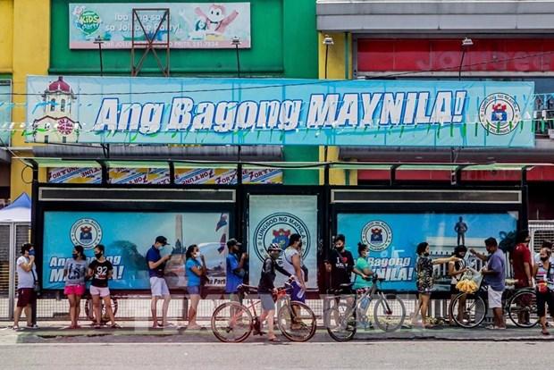 Moody's Analytics: l'economie philippine s'est contractee de 8% au 2e trimestre hinh anh 1