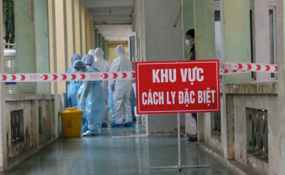 Deces d'une patiente de COVID-19 a Da Nang hinh anh 1