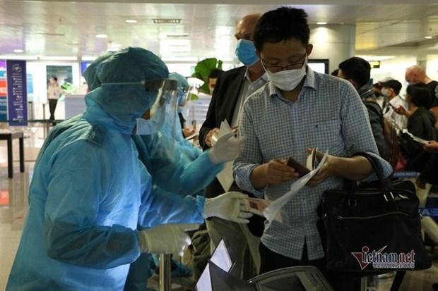 Ho Chi Minh-Ville va mettre en quarantaine les touristes de retour de Da Nang hinh anh 1