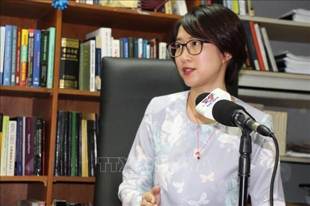 Le miracle de l'ASEAN apprecie par une experte malaisienne hinh anh 1