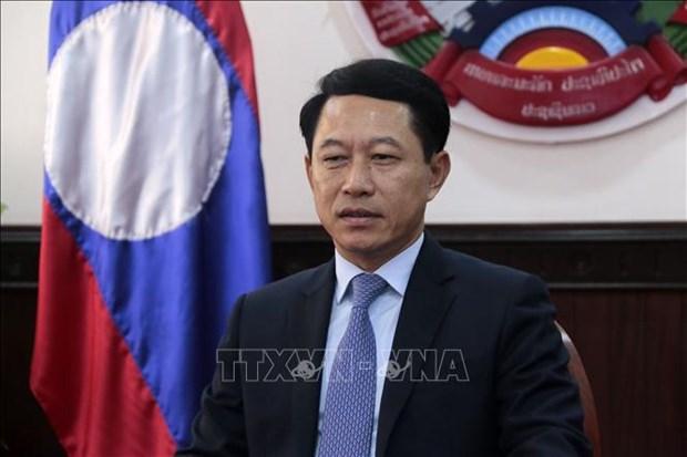 L'ASEAN est une organisation regionale a succes, selon le ministre laotien des AE hinh anh 1