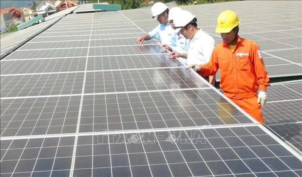 Plus de 8.730 projets d'energie solaire au Centre et au Tay Nguyen hinh anh 1