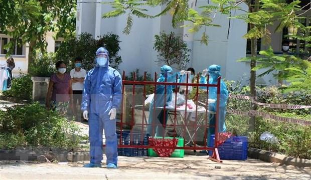 Six nouvelles infections et un deces lie au COVID-19 hinh anh 1