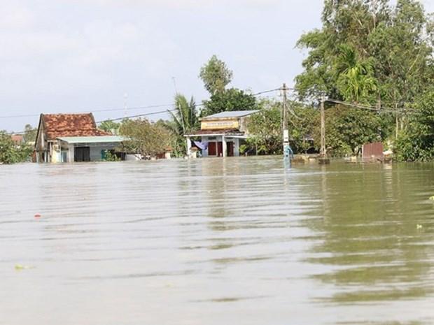 L'Asie serait la plus affectee par les impacts du changement climatique hinh anh 1