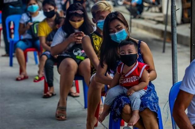 COVID-19 : la situation epidemique dans certains pays d'Asie du Sud-Est hinh anh 1