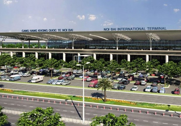 L'aeroport de Noi Bai pourrait accueillir 100 millions de passagers en 2050 hinh anh 1