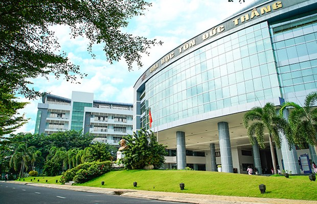 L'Universite Ton Duc Thang figure dans le top 800 des meilleures universites du monde hinh anh 1