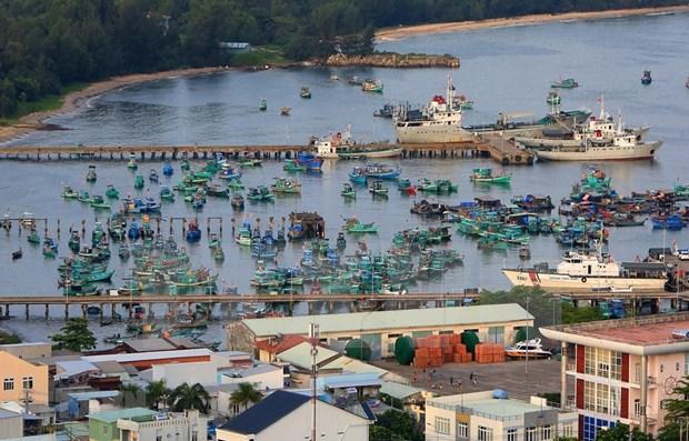 Kien Giang cherche a accelerer ses exportations des marchandises hinh anh 1