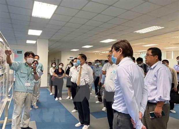 Hung Yen promeut la cooperation et les investissement avec les entreprises japonaises hinh anh 1