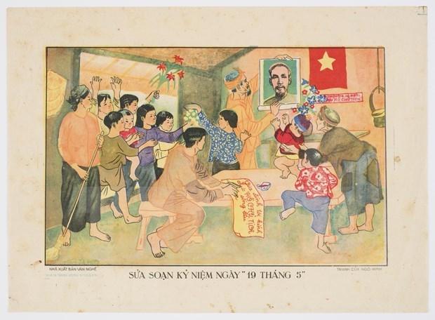 Une collection d'affiches du Vietnam conservee a une bibilotheque en Australie hinh anh 1