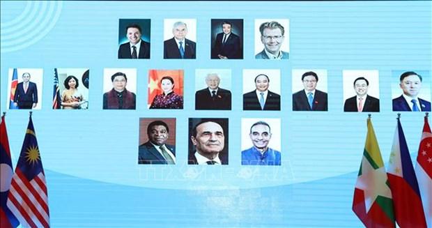 Le Vietnam apporte une contribution positive durant l'Annee de sa presidence de l'AIPA hinh anh 1
