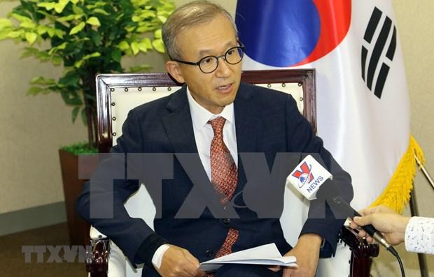 AMM- 53 : la Republique de Coree apprecie la direction du Vietnam hinh anh 1