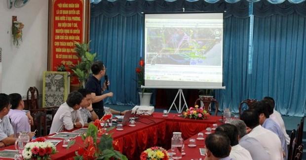 Un pont enjambant la riviere Ganh Hao reliant Ca Mau et Bac Lieu sera construit hinh anh 1