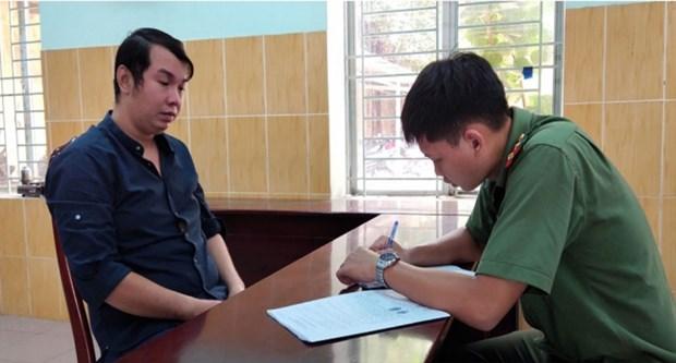 Arreter trois personnes organisant le courtage des autres a rester illegalement au Vietnam hinh anh 1