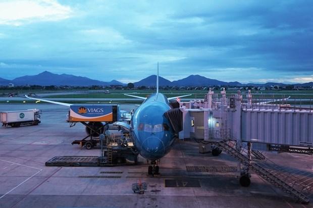 Vietnam Airlines effectue le premier vol commercial international apres le COVID-19 hinh anh 1