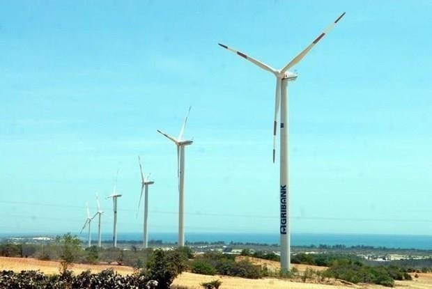 Mise en chantier d'un complexe eolien a gros investissement a Quang Binh hinh anh 1