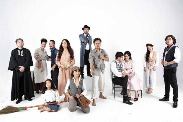 «Les Miserables» entrent en scene a l'Opera de Hanoi hinh anh 1