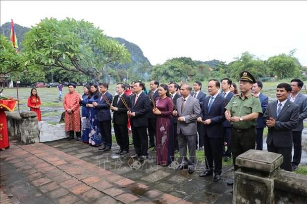 Diverses activites en l'honneur du 1010e anniversaire de Thang Long-Hanoi hinh anh 1