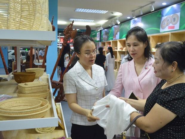 Des produits du programme OCOP du delta du fleuve Rouge bientot exposes a Hanoi hinh anh 1