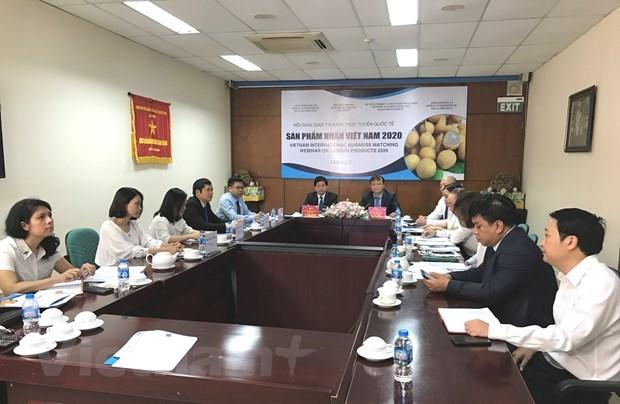 Plus de 70 entreprises et importateurs consomment des longanes vietnamiennes hinh anh 1