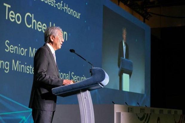 Singapour lance un plan directeur 2020 pour un cyberespace plus sur hinh anh 1
