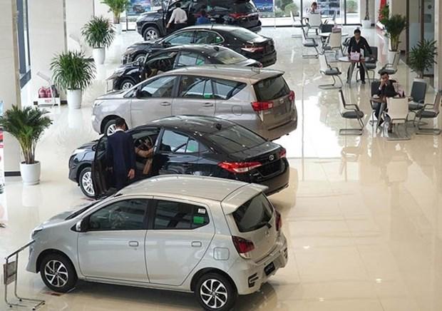 Croissance de 32% des ventes d'automobiles en septembre 2020 hinh anh 1