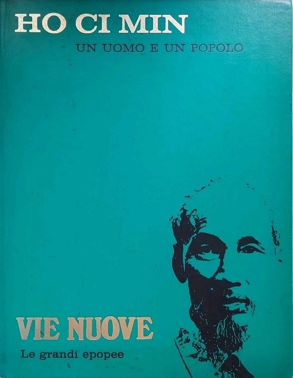 Deux imprimes en italien sur le president Ho Chi Minh offerts au Musee Ho Chi Minh a Hanoi hinh anh 2