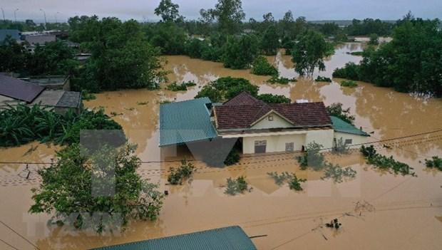 La communaute des Vietnamiens a l'etranger au chevet des sinistres des crues au Centre hinh anh 1