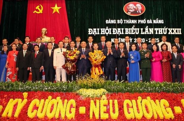 Da Nang vise a devenir le pole de croissance du Centre et des Hauts Plateaux hinh anh 1