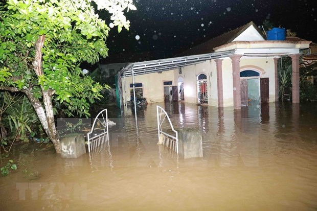 Innondations : sympathie de la Mongolie et du Cambodge au Vietnam hinh anh 1