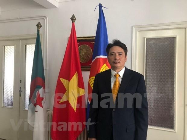 Vietnam-Algerie : de riches potentiels pour promouvoir le commerce et l'investissement bilateraux hinh anh 1