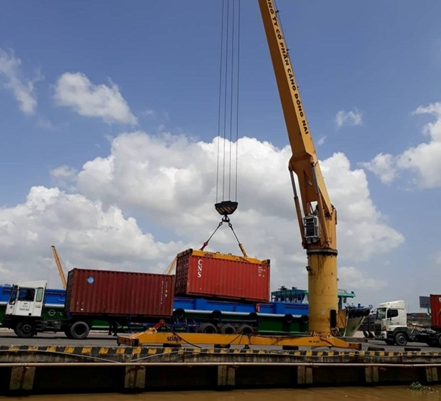 Les exportations nationales en hausse de 4,7% en dix mois hinh anh 1