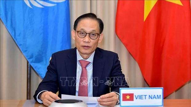Le Vietnam au debat ouvert virtuel de haut niveau du Conseil de securite de l'ONU hinh anh 1