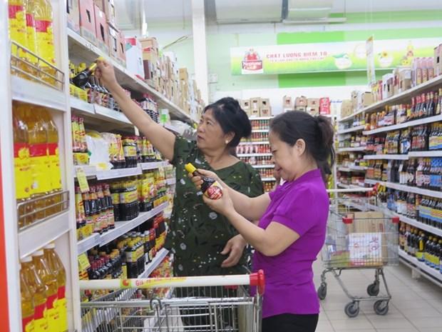 Vinh Phuc vise une croissance annuelle de 11% du secteur des services commerciaux hinh anh 1