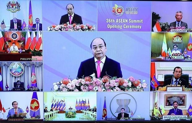 Le RCEP pourrait etre signe au 37e Sommet de l'ASEAN hinh anh 1
