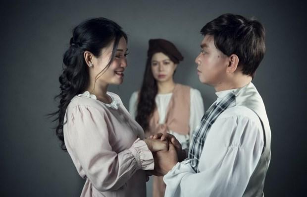 La comedie «Les Miserables» sera bientot jouee sur la scene de l'Opera de Hanoi hinh anh 1