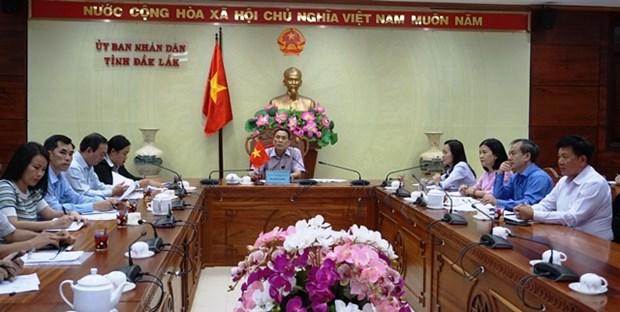 Dak Lak veut engager une cooperation economique efficace avec Saint-Petersbourg hinh anh 1
