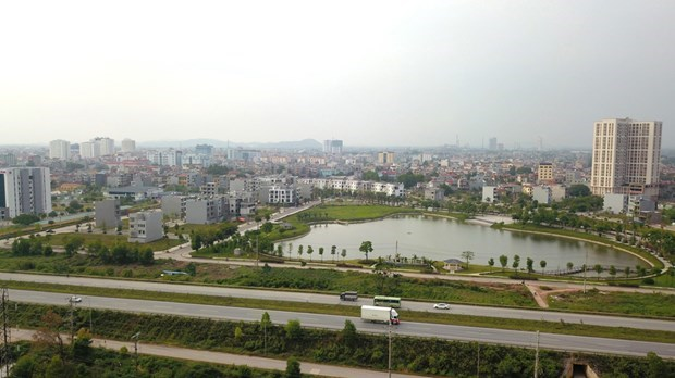 Bac Giang s'oriente vers le developpement de zones urbaines intelligentes hinh anh 1