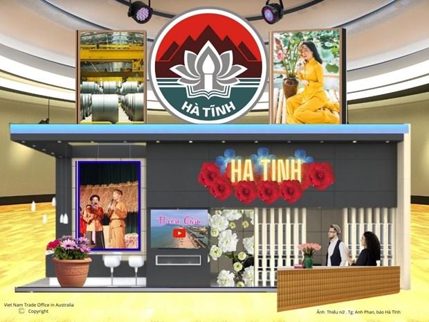 Prochainement une exposition virtuelle de produits vietnamiens en Australie hinh anh 1