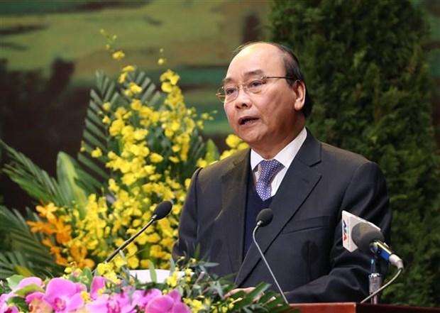 Le Premier ministre a l'ouverture du 2e Congres national des minorites ethniques hinh anh 1