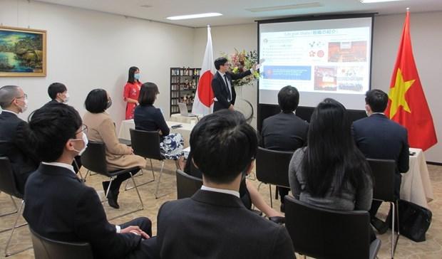 Le Japon soutient des etudiants vietnamiens touches par la pandemie de COVID-19 hinh anh 1