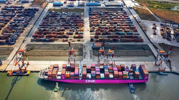 Le Vietnam au 5e rang dans le classement de la connectivite commerciale mondiale en 2020 hinh anh 1