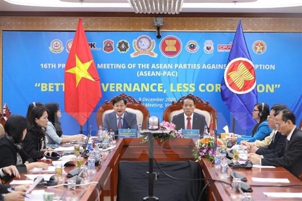 ASEAN 2020: la bonne gouvernance contribue a une lutte efficace contre la corruption hinh anh 1