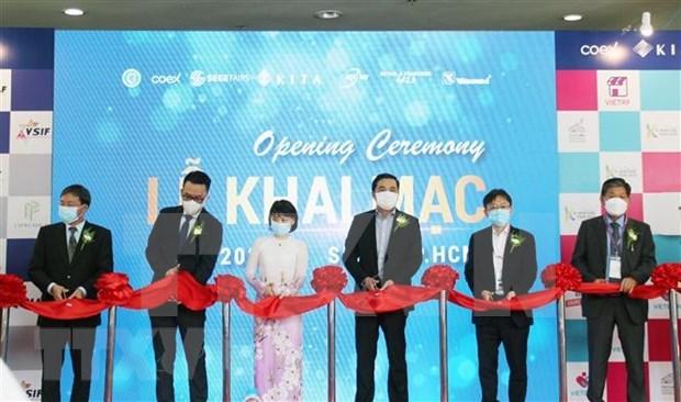 Ouverture d'une kyrielle d'expositions internationales a Ho Chi Minh-Ville hinh anh 1