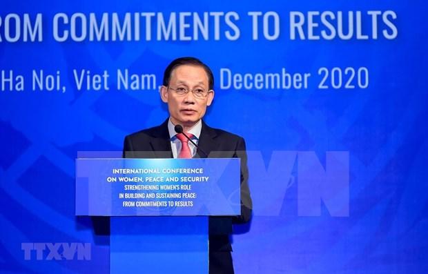 Bilan des activites du Vietnam au Conseil de securite de l'ONU en 2020 hinh anh 1