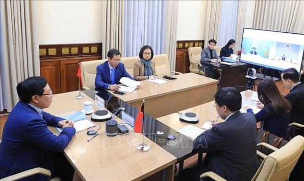 Vietnam-Timor-Leste : soutien mutuel lors des forums regionaux et internationaux hinh anh 1