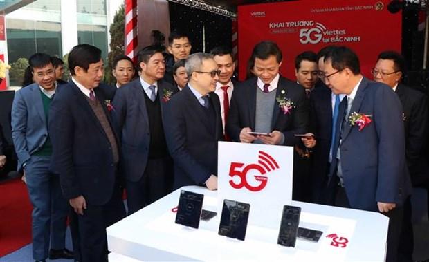 Le premier parc industriel du pays a mettre en place la 5G hinh anh 2