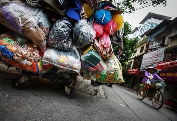 Vers la creation d'une alliance de supermarches pour minimiser la consommation de sacs en plastique hinh anh 1