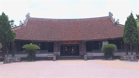 Decouvrez l'ancien village de Duong Lam hinh anh 1